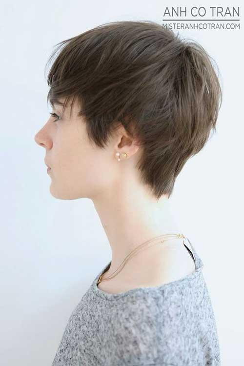 11. Short Hairstyle
