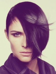 Best Short Haircuts For Oval Faces 10