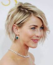 Female Short Wavy Bob Hair