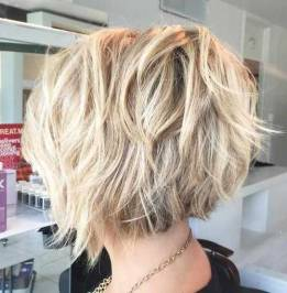 Layered Haircut For Short Hair