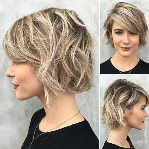 Short Haircut For Women 2018 4