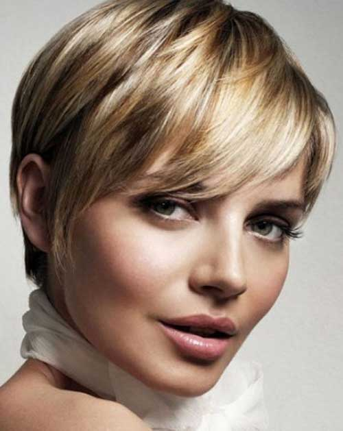 Short Haircut For Women 2018 8