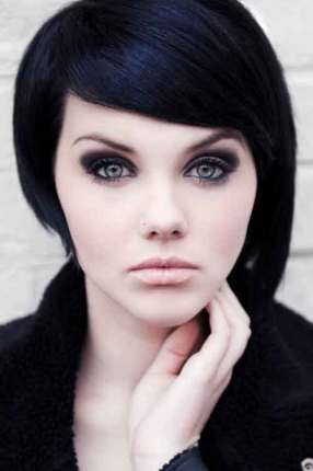 Short Haircuts For Oval Faces