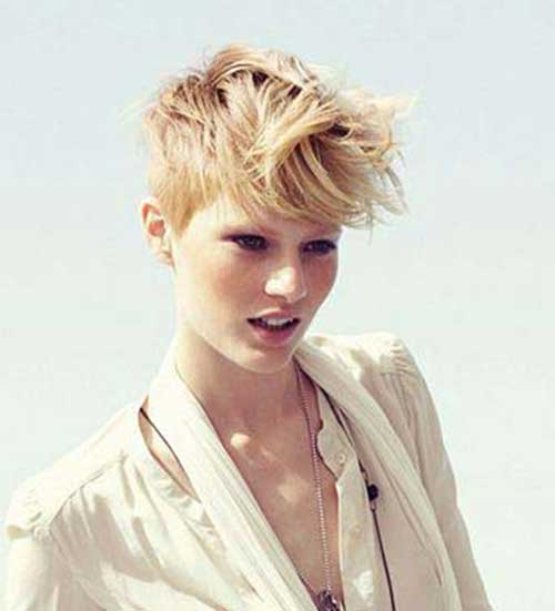 Trendy Short Hairstyle 2016
