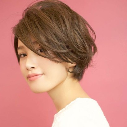 Easy And Pretty Bob Haircuts For Short Hairs