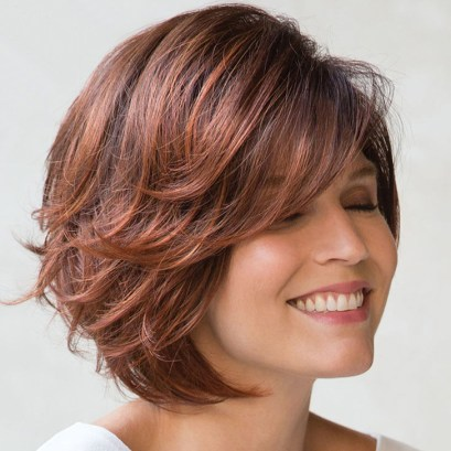 Easy And Pretty Bob Haircuts That Make Your Fine Hair Fuller 11
