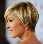 Short Hairstyle Ideas For Your Inspiration 34