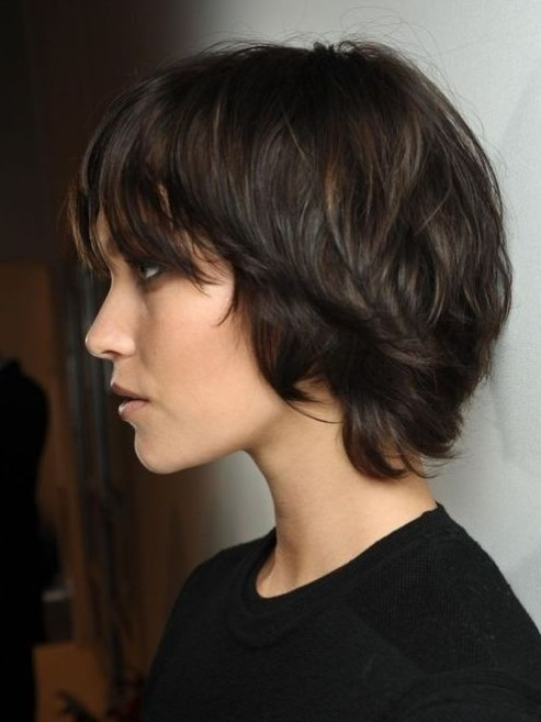 Short Hairstyle Ideas For Your Inspiration 38