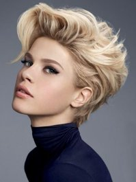Short Haircuts For Girls 6