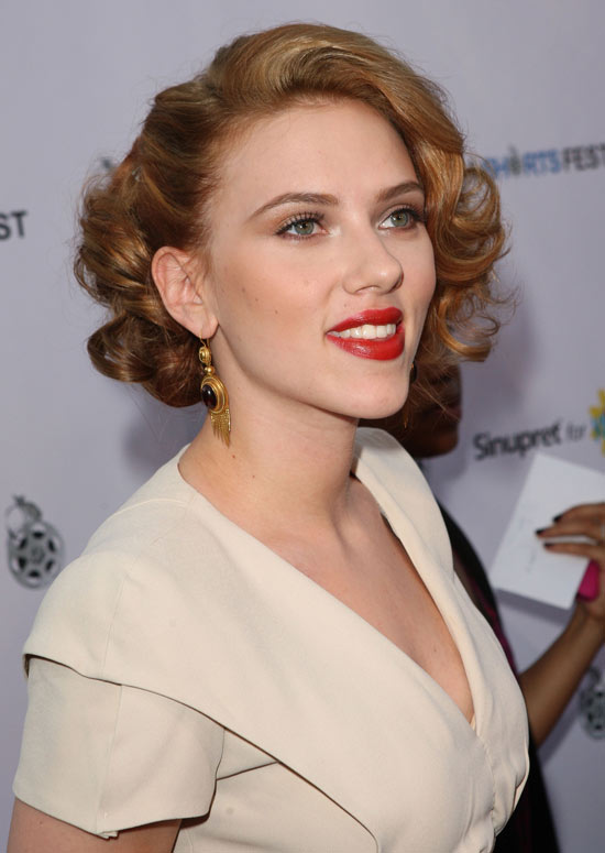 Curly Updo Short Hairstyle