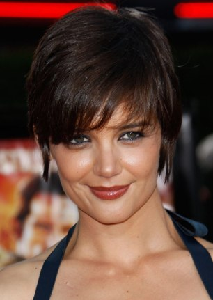 Short Bob With Bangs Women Hairstyle