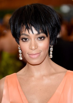 Signature Pixie Cut Hairstyle