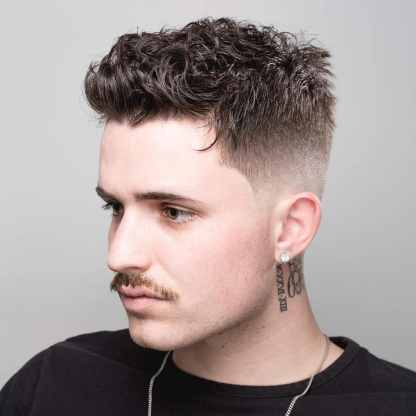 Andrewdoeshair Short Haircuts For Men With Curly Hair E1528386889680