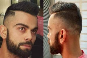 Virat Kohali New Hairstyle different hairstyles for men
