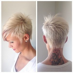 Best Short Pixie Cut For Summer Min