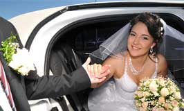 Wedding Limo Rental-Book Early