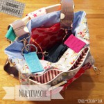 Multitasche ❤️ Taschenspieler Sew Along