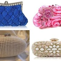 Latest Designs Bridals Handbags for Wedding
