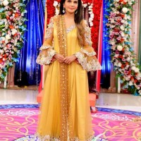 Latest Designs Pakistani Bridals Mayon Suits