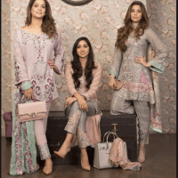 Latest Fashion for women Eid Dresses by Edenrobe 2021