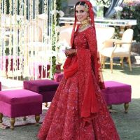 Nomi Ansari Latest Bridal Collection 2020