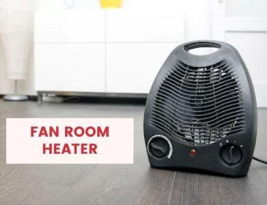 Fan room Heater