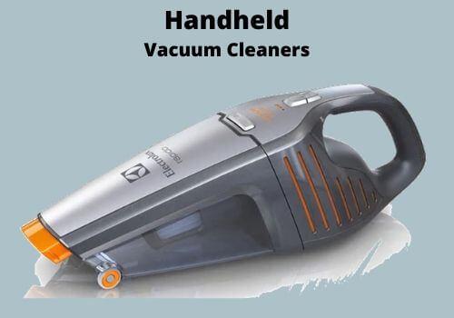 Handheld Vacuum Cleaners