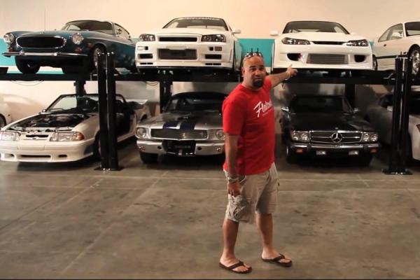 Paul Walker Car Collection 1