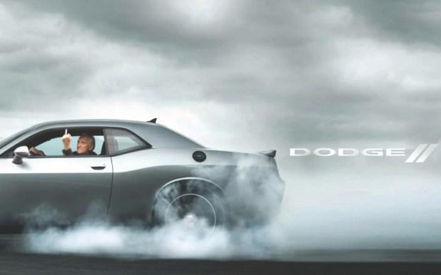 Dodge attacked Volkswagen