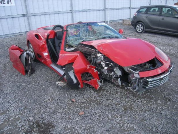 The cheapest Ferrari in the world
