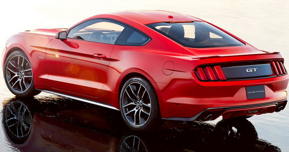 ford mustang 2015 - 3