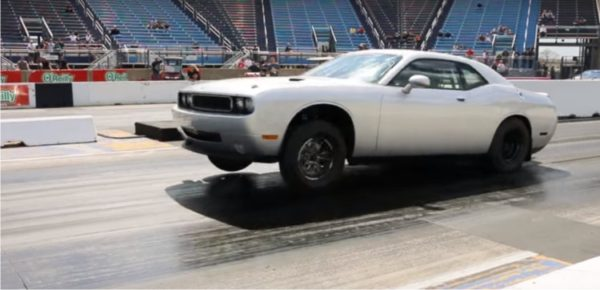 Dodge Challenger with LS Engine