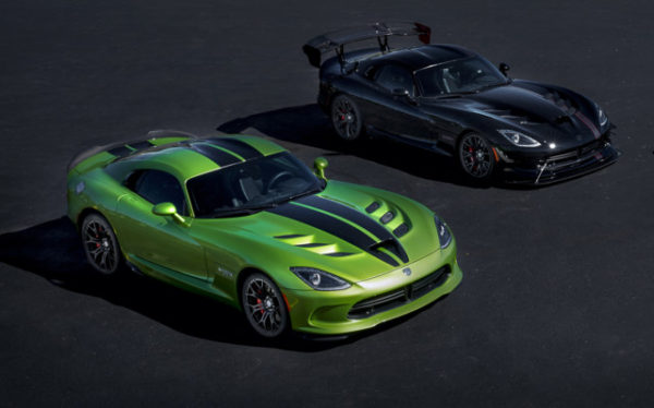 Dodge is celebrating the 25th anniversary and final year of Vipe