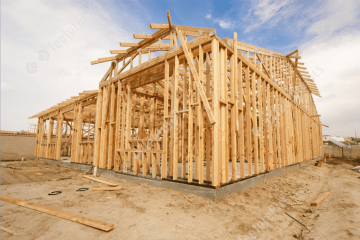 为什么美国大多数房子都是用木头建造的?