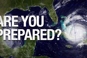 如果飓风要来了,你需要做哪些准备?