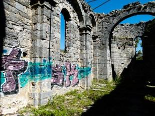 Graf éclésiastique © Sandy