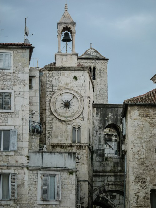L'antique Split © Sandy