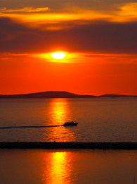 Naxos' Sunset