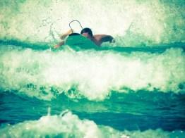 Surf à la Torche © Sandy