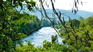 Les waterfalls de Kampot