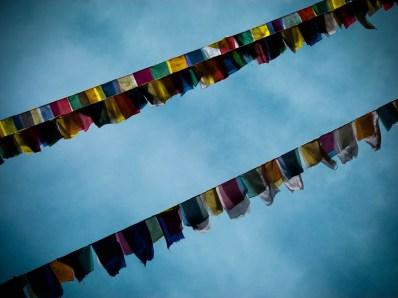 Porte-bonheur népalais. © Sandy