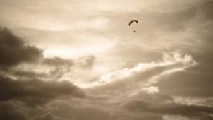 Parapente à Saint Gilles © Topich