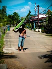 L'éventail © Sandy