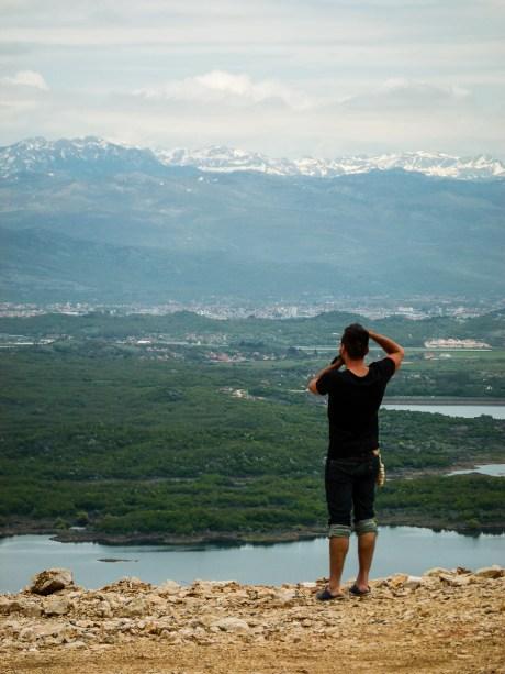 Frontière Bosnie Montenegro © Sandy