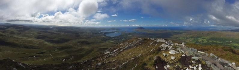 Panorama du Connemara 1 © Yopich