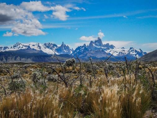 Pampa de Patagonie