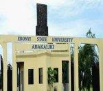 Ebonyi State University,Abakaliki(EBSU) POST UTME Screening Results 2019/2020
