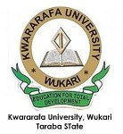 Kwararafa University, Wukari (KUW) Post UTME Admission Form  2019/2020