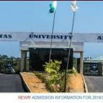 Veritas University Postgraduate Courses for 2019/2020 Academic Session [UPDATED]