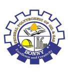 Federal Polytechnic of Oil & Gas (FPOG) Bonny Part-Time Admission List for 2019/2020 Academic Session